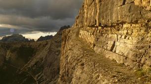 Via Ferrata-Bolzano-Via Ferrata Finanzieri al Colac, near Bolzano-3