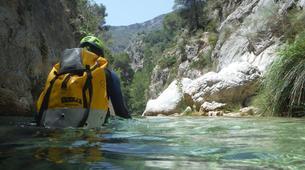 Canyoning-Malaga-Canyoning Excursion at Rio Verde Gorge near Malaga-8