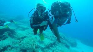 Plongée sous-marine-Protaras-Discover Scuba Diving in Protaras-4