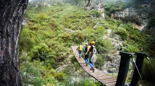 Canyoning-Granada-Canyoning adventure in Rio Verde, Granada-3