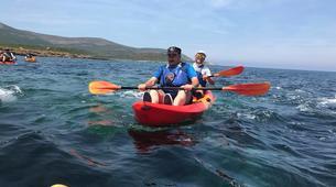 Sea Kayaking-L'Île-Rousse-Sea kayaking excursion from Lozari Beach, Corsica-6