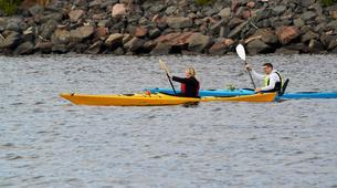 Kayaking-Luleå-Kayaking in Luleå Archipelago, Swedish Lapland-2