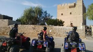 Quad biking-Limassol-Quad or Buggy excursions from Limassol, Cyprus-5
