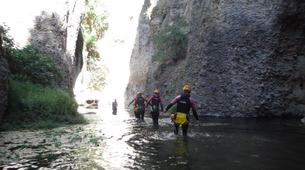 Canyoning-Ronda-Tajo de Ronda canyon near Ronda-12