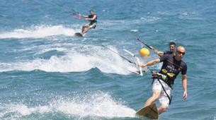 Kitesurfing-Larnaca-IKO Kitesurfing Lessons in Softades near Larnaca-5
