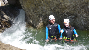 Canyoning-Lechtal-Canyoning in the Hochalpschlucht, Lechtal-3