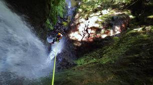 Canyoning-Mondim de Basto-Canyoning in Alvao Natural Park, near Porto-4