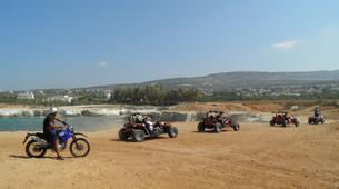 Quad biking-Paphos-Quad or buggy tour from Coral beach to the Akamas forest, Paphos-1
