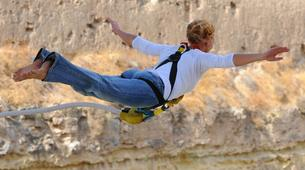 Bungee Jumping-Corinth-Bungee jumping in the Corinth channel, Greece-2