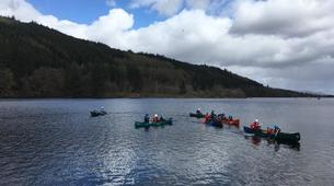Kayaking-Fort William-Guided canoeing excursion on the Great Glen Canoe Trail-3