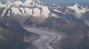 Scenic Flights-Lucerne-Scenic flight in the Swiss Alps, near Lucerne-7