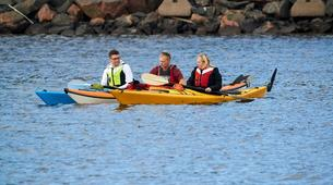 Kayaking-Luleå-Kayaking in Luleå Archipelago, Swedish Lapland-5