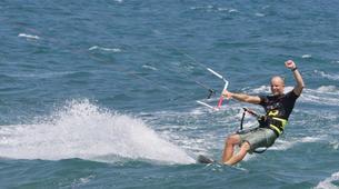 Kitesurfing-Larnaca-IKO Kitesurfing Lessons in Softades near Larnaca-1