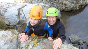 Canyoning-Lac de Garde-Family Canyoning Tour in Lake Garda-2