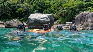 Snorkeling-Koh Tao-Island snorkelling excursion around Koh Tao-2