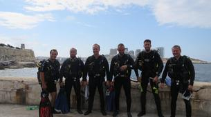 Scuba Diving-Bugibba-Scuba Diving Course in Bugibba, Malta-1