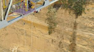Bungee Jumping-Corinth-Bungee jumping in the Corinth channel, Greece-4