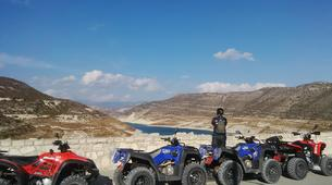 Quad biking-Limassol-Quad or Buggy excursions from Limassol, Cyprus-4