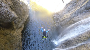 Canyoning-Lechtal-Canyoning in the Stuibenfälle, Lechtal-5