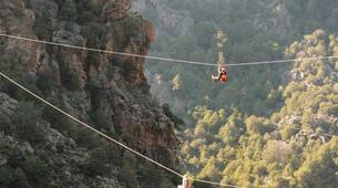 Via Ferrata-Morosaglia-Via Ferrata de la Vallée d'Asco en Haute-Corse-4