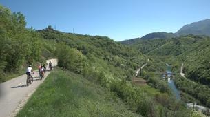 Mountain bike-Omis-Bike tour in Omis, Dalmatia-6