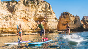 Stand Up Paddle-Lagos-Balades SUP à Lagos, Portugal-3