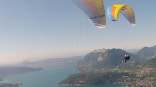 Paragliding-Annecy-Tandem paragliding above Annecy-4
