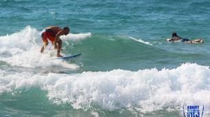 Surfing-Larnaca-Private Surf Lesson in Softades near Larnaca-3