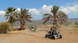 Quad biking-Paphos-Quad or buggy tour from Coral beach to the Akamas forest, Paphos-2