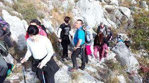 Hiking / Trekking-Split-Hiking in the Kozjak Mountains near Split-5