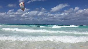 Kitesurf-Lac de Côme-Try Kite Beginner Course 1 hour-2