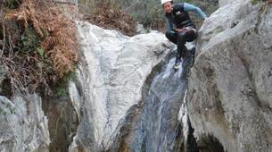 Canyoning-Thuès-Entre-Valls-Canyon de Thuès dans les Pyrénées-2