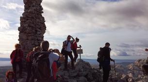 Hiking / Trekking-Split-Hiking in the Kozjak Mountains near Split-1
