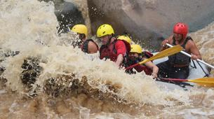 Rafting-Chiang Mai-Rafting on the Mae Taeng River near Chiang Mai-1