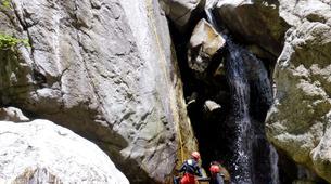 Canyoning-Morosaglia-Excursions Canyoning depuis Ponte Leccia en Haute-Corse-2