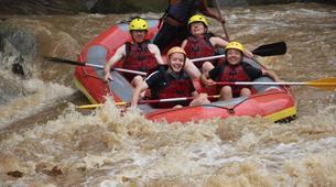 Rafting-Chiang Mai-Rafting on the Mae Taeng River near Chiang Mai-2