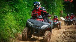 Quad biking-Chiang Mai-Quad biking excursion at Huey Tung Tao Lake in Chiang Mai-4