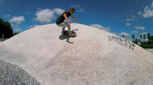 Skateboarding-Arcachon-Cours de Skateboard à Salles-5
