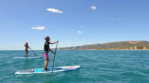 Stand up Paddle-Barcelona-SUP rental at Castelldefels Beach near Barcelona-3