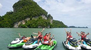 Jet Skiing-Langkawi-Jet skiing excursion to Dayang Bunting Island-1