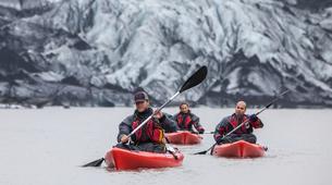 Kayaking-Reykjavik-Kayak in Sólheimajökull Glacier Lagoon-6