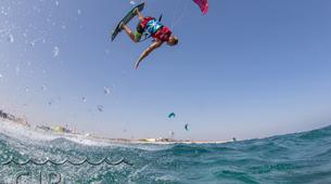 Kitesurfing-Larnaca-IKO Kitesurfing Lessons in Softades near Larnaca-3