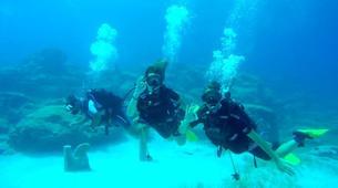 Plongée sous-marine-Protaras-Discover Scuba Diving in Protaras-1