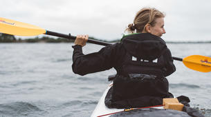 Canoë-kayak-Stockholm-5 day kayak excursion in Sankt Anna & Gryt-3