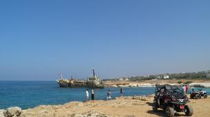 Quad-Paphos-Quad or buggy tour from Coral beach to Adonis Bath, Paphos-3