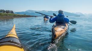 Sea Kayaking-Tromsø-Sea kayaking tour in Tromsø-2