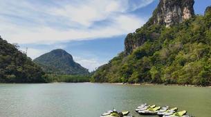Jet Skiing-Langkawi-Jet skiing excursion to Dayang Bunting Island-6