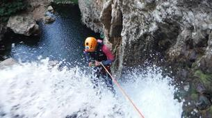 Canyoning-Ronda-Tajo de Ronda canyon near Ronda-11