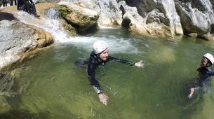 Canyoning-Aude-Canyon Débutant des Gorges de Galamus, dans l'Aude-5