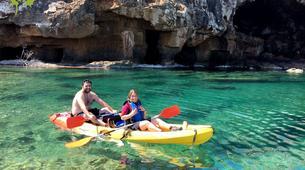 Sea Kayaking-Dénia-Kayaking excursions in Costa Blanca from Denia-1
